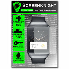 ScreenKnight Samsung Galaxy Gear Live SCREEN PROTECTOR invisible military shield