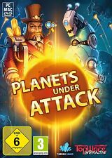 Planet under Attack [pc | Mac retail] - Multilingual [E/F/G/i/s/pl/CZ/ru]