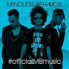 MINDLESS BEHAVIOR - #Officialmbmusic (CD) sealed