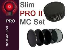 Slim PRO II MC Digital Set  72 mm - ND 4x, 8x, 64x, 400x, 1000x