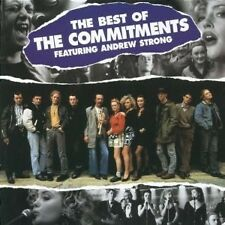 THE BEST OF THE COMMITMENTS CD SOUNDTRACK NEU
