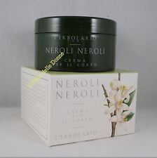 ERBOLARIO Crema x il corpo profumo NEROLI NEROLI 250ml cream body orange blossom