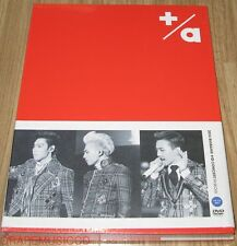 2014 BIGBANG + α CONCERT IN SEOUL LIVE 3 DVD + PHOTOBOOK + POSTER + MOUSE PAD