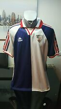 CAMISETA SHIRT VINTAGE KAPPA ATHLETIC DE BILBAO TALLA XL