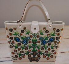 ENID COLLINS It Grows on Trees Vintage Handbag Purse