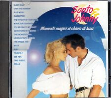 Santo & Johnny Momenti Magici Al Chiaro Di Luna Cd Mint  Italian Issue