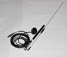 Radio Whip antenna & BNC connector cable for Trimble GPS 450-470MHZ Frequency