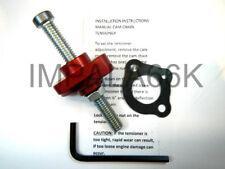 RED MANUAL CAM CHAIN TENSIONER 1991-1994 HONDA CBR600F2 CBR600 CBR 600 F2 T6