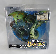 McFarlane's Dragons series 5 Water Dragon figure (sealed)