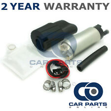 FOR LANCIA DELTA INTEGRALE IN TANK ELECTRIC FUEL PUMP REPLACEMENT/UPGRADE + KIT