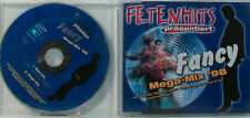 FETEHITS presentiert FANCY MEGA MIX 98´ -   MAXI CD (O125)