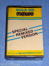 PHILIPPINES:MENUDO - HOLD ME (SPECIAL REMIXED VERSION),TAPE,Cassette,SEALED