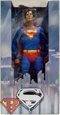 "SUPERMAN THE MOVIE 1978 Christopher Reeve 18"" inch 1/4 Scale Figure Neca 2015"