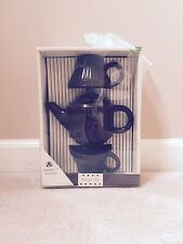 Tea for Two Tea Pot Set - Harbor East - New in Gift Box with Ribbon