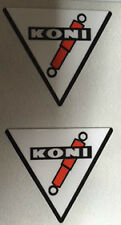 KONI REAR SHOCK RESTORATION DECALS