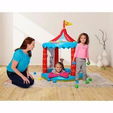 FISHER PRICE CIRCUS BALL PIT INDOOR BALL PIT INTERACTIVE CHILDRENS GIFT IDEAS