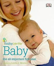 NEW - Babycenter Baby: The all-important first year by DK Publishing