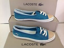Lacoste ROHINI 5 Women's Sneaker Plimsolls Lace up Size UK 4 EU 37