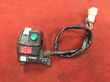 2005 Kawasaki Brute Force 750 Control Switch On/off Lights Kill Switch
