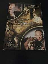 THE STORY TELLER GREEK MYTHS - THE DEFINITIVE COLLECTION DVD 2 DISC JIM HENSON