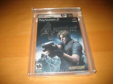 Resident Evil 4 Sony PlayStation 2 Ps2 Premium Edition New Sealed VGA 85+