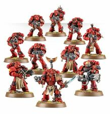 Warhammer 40k Space Marine Blood Angels Tactical Squad Brand New unboxed