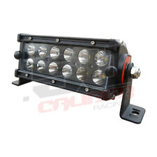 "6"" LED Light Bar Spot Beam Construction Backhoe Loader Excavator Skid Steer"