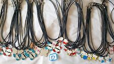 Joblot 46 pcs Mixed design steal pendant  Necklaces  - New wholesale D