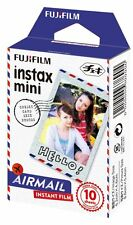 NEW Fujifilm Instax Mini Air Mail Film (Pack of 10)