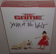 THE GAME BLOOD MOON YEAR OF THE WOLF (LIMITED EDITION BOXSET) 2CD + T-SHIRT +