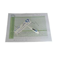 Digital Basal BBT Centigrade(Celsius) Ovulation Thermometer+Free Fertility Chart