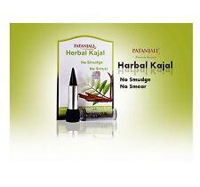 5 x Patanjali Ayurveda Herbal Kajal 3 gm Natural Kohl EyeLiner Makeup