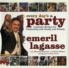 Every Day's a Party Emeril Lagasse NEW!