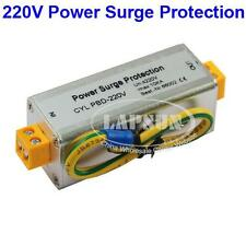 220V Power Surge Protector Protection Lightning Proof Arrester F Home Appliances
