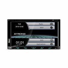 AUTORADIO 2 DIN XTRONS USB SD MP3 GPS BLUETOOTH MIRROR LINK DIVX DVD 6.95 HD TO