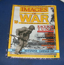 IMAGES OF WAR 1939-1945 NO.19 - RACE FOR TUNIS NOVEMBER 1942 TO MAY 1943