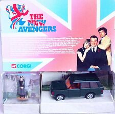 "Corgi Toys 1:36 ""THE NEW AVENGERS"" RANGE ROVER TV Movie Model Car #57604 MIB`00!"
