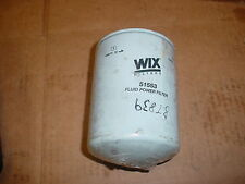 HYDRAULIC OIL FILTER FOR,BOBCAT,FORD,TORO,CROSS,GRESEN,MICHIGAN TRACTOR BT839