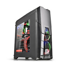 Thermaltake Versa N25 Mid Tower ATX Gaming Boîtier PC USB 3.0