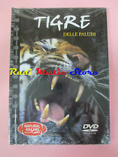 DVD TIGRE DELLE PALUDI 3 SIGILLATO 2006 NATURAL KILLERS  mc lp vhs cd