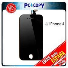 Pantalla LCD + Tactil completa para iPhone 4 4G  NEGRO Calidad A+