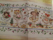 'Twirling Through the Seasons' Tina Wenke cross stitch chart (only)