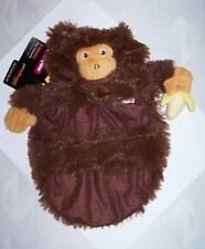NWT Plush Monkey Dog Costume Size XS extra Small Halloween