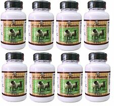 8  Sheep Placenta with Grape Seed, Collagen, Vitamin E Zinc (Total 800 Capsules)