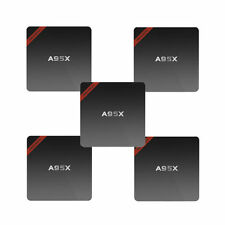 lot5 x NEXBOX A95X Android 5.1 S905 Quad Core Smart TV Box 4K player WIFI