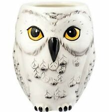 Harry Potter Black Hedwig Owl Mug Coffee Tea Universal