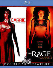 Carrie / The Rage: Carrie 2 [Blu-ray], New DVDs