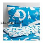 New Twin Quilt cover All Sports Kids Duvet Cover 2pc set Talangfull Blue White