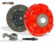 CLUTCH KIT AND SLAVE BAHNHOF STAGE 1 FOR 00-04 FORD FOCUS LX SE 2.0L ONLY SOHC