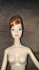 "Poppy Parker Tres Chic Boutique 12"" Nude Doll Bon Bon Fashion Royalty Integrity"